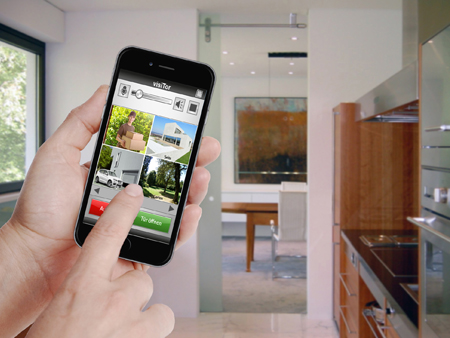 Smart Home Automation | Gebäudeautomation | Mobile Kommunikation