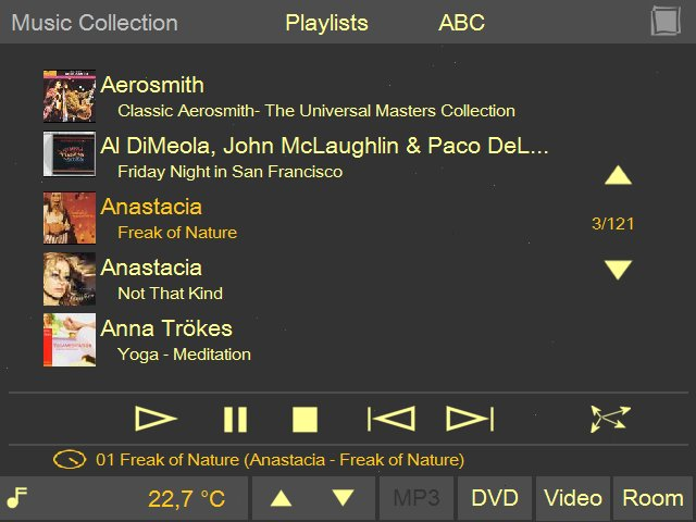 Entertainment - Musik Sammlung