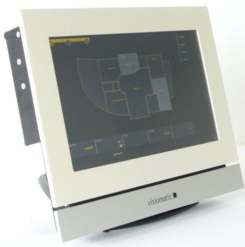 touchscreens exklusives design zur steuerung ihres smart homes. Black Bedroom Furniture Sets. Home Design Ideas