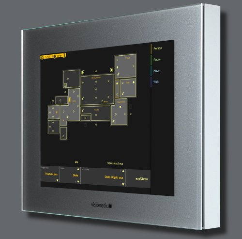 Touchscreens   Design   Smart Home   Home Automation by visiomatic International