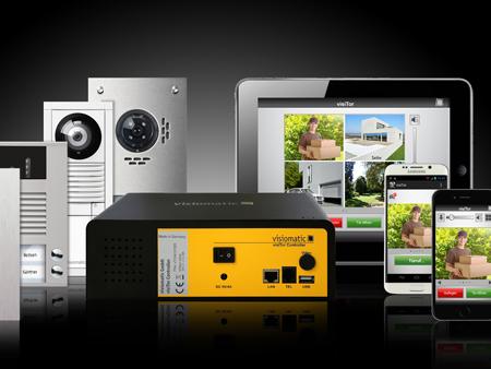 Smart Home Automation | Gebäudeautomation | Mobile Kommunikation