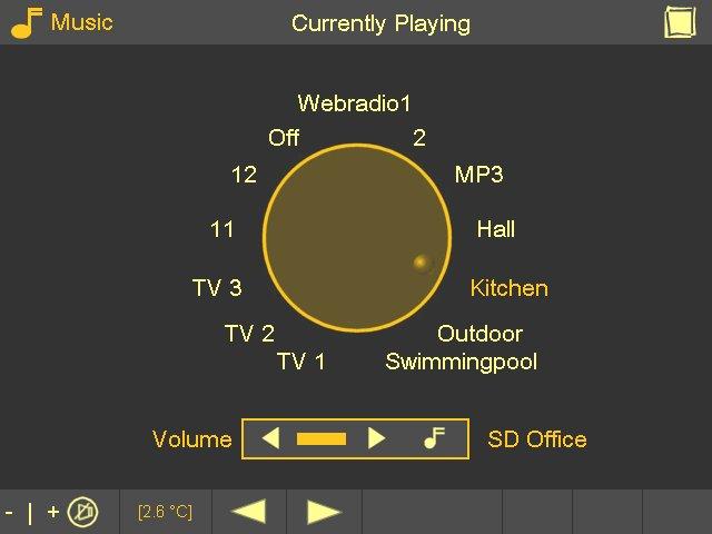 Entertainment - Multi Room Audio System