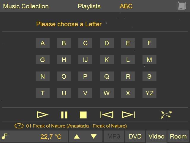 Entertainment - Digitale Videosammlung Full HD