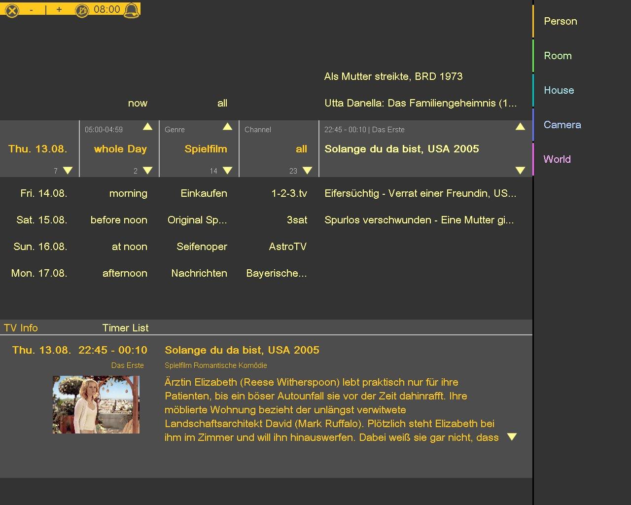 Entertainment - TV Programm