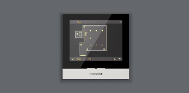 Touchscreens | Design | Smart Home | Home Automation by visiomatic International